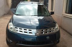 Nissan Murano 2005 Blue