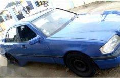 Mercedes-Benz C180 2000 Blue for sale