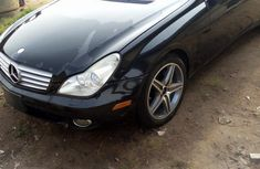 Mercedes-Benz CLS 2006 Black for sale