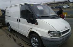 Ford Transit 2004 White for sale