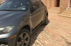 BMW X6 2008 Gray for sale