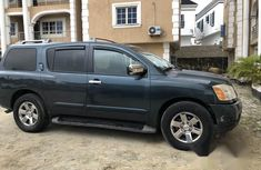 Nissan Armada 2006 Green for sale