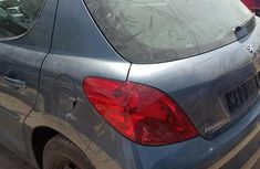Peugeot 207 2007 1.6 XS Gray for sale