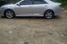 Toyota Camry 2015 Silver for sale
