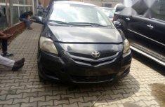 Toyota Yaris 2008 Black for sale