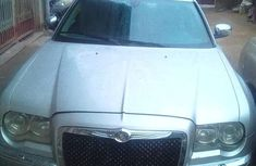 Neatly Used Chrysler 300C 2005 Silver for sale