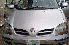 Clean Nissan Almera Tino 2004 Silver for sale
