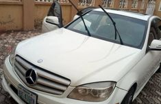 Mercedes-Benz C300 2012 White for sale