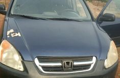 Honda CR-V 2005 Automatic Blue for sale