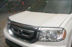 Honda Pilot 2010 White for sale