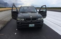 BMW X5 2004 4.8 IS Black for sale
