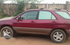 Lexus RX 2000 Red for sale