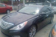 Clean Hyundai Sonata 2013 Black For Sale