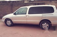 Nissan Quest 1999 Silver for sale
