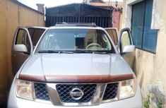 Nissan Pathfinder 2007 LE 4x4 Silver