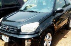 Toyota RAV4 2003 Black for sale