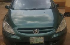 Peugeot 307 2002 SW Green for sale