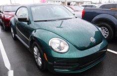 Volkswagen Beetle 2017 Green for sale