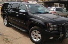 Chevrolet Suburban 2008 Black