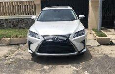 Lexus RX350L 2018 White
