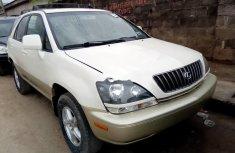 Lexus RX 1999 Petrol Automatic White for sale