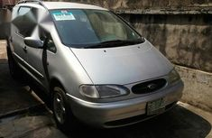Nigeria Used Ford Galaxy 2000 Gray for sale