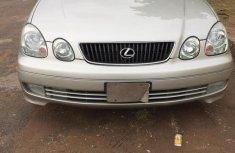 Lexus GS 2003 Gold