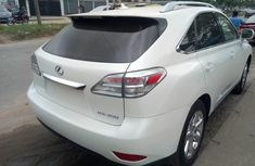 Almost brand new Lexus RX 2011 for sale