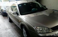 Ford Mondeo 2002 Gray for sale