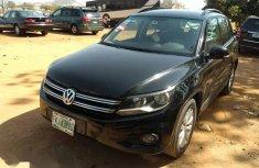 Volkswagen Tiguan 2012 Black for sale