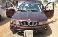 BMW X5 2000 Red for sale