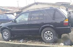 Honda Passport 2005 Black for sale