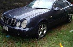 Mercedes-Benz CLK 2003 Blue for sale