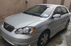 Toyota Corolla 2005 Gray for sale