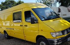Mercedes-Benz Sprinter 2007 Yellow for sale