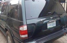 Nissan Pathfinder 2003 LE RWD SUV (3.5L 6cyl 4A) Green