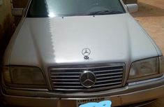Mercedes-Benz C280 1999 Silver for sale