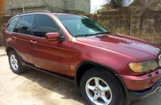BMW X5 2005 3.0i Red for sale