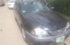 Toyota Avensis 2002 Black for sale