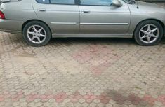 Nissan Sentra 2002 Gray for sale