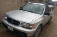 Honda Passport 2000 Silver for sale