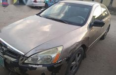 Honda Accord Automatic 2004 Gold for sale
