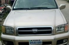 Nissan Pathfinder 2002 LE RWD SUV (3.5L 6cyl 4A) Gold for sale