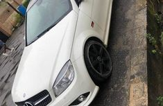 Mercedes-Benz C280 2010 White for sale