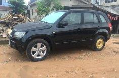 Suzuki Grand Vitara 2012 2.4 Black for sale