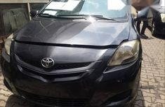 Toyota Yaris 2008 Gray for sale