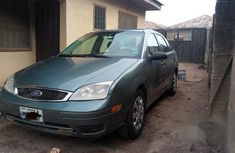 Ford Focus 2005 Green for sale