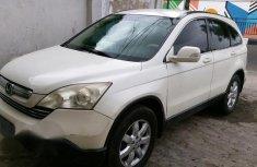 Honda CR-V 2.0i LS Automatic 2007 White for sale