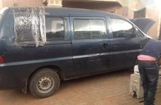 Hyundai H1 2003 Blue for sale