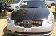 Tokunbo Nissan Maxima Sport 2004 Silver For Sale